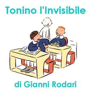 Tonino l'Invisibile di Gianni Rodari
