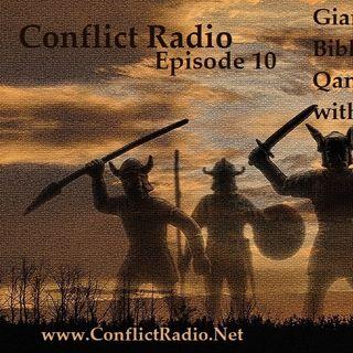 Episode 10  Giants: Sons of the Gods, Biblical Conspiracies & Qanon with Doug Van Dorn