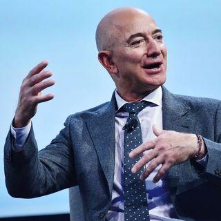 Jeff Bezos dona 10 miliardi per il Climate Change