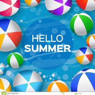 Summer has just begun!!!!