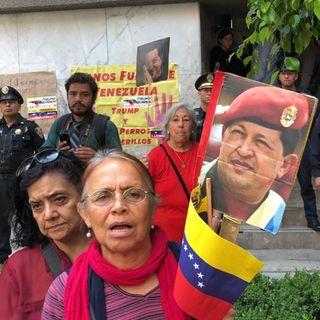 En nuestro país reaccionan ante la situación en Venezuela