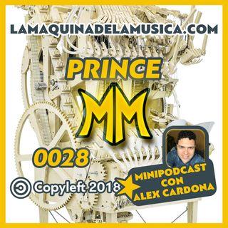 0028 MiniPodcast Con Alex Cardona - La Máquina De La Música