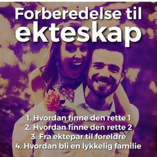 Arne Bakken: Forberedelse til ekteskapet 4: Hvordan bli en lykkelig familie