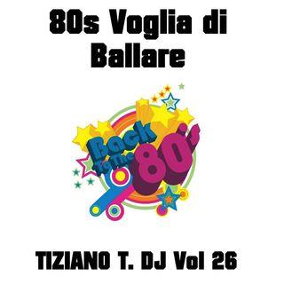 80s 70s Megamix Vol 26 Tiziano Torre Dj