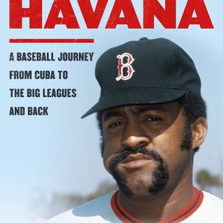 """Books on Sports: Guest Luis Tiant discusses his book """"Son of Havana"""""""