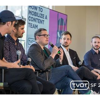 """Radio [itvt]: """"How to Mobilize a Content Team"""" at TVOT SF 2017"""