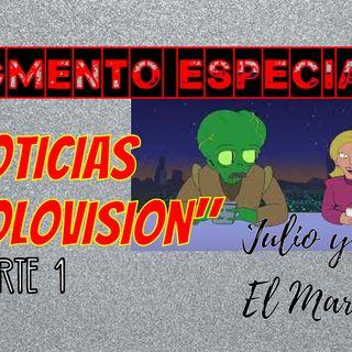 Segmento especial de noticias Cholovision parte 1