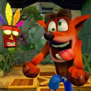 Puntata 11 - Il folle Crash Bandicoot é tornato!