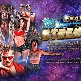 ENTHUSIATIC REVIEWS #219: Pow! Pro Wrestling Feats of Unusual Strength Watch-Along