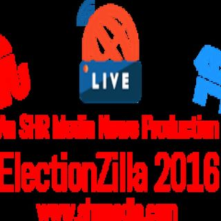 Electionzilla 2016!  Will It Be Hillary?  Will It Be Trump?  We'll Be Here All Night!