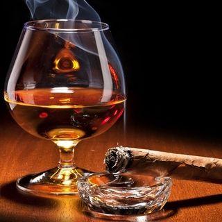 Bebidas e Fumos nas Giras