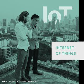 TechIn E1 - IoT
