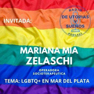 Diversidad en la Psicología Social LGBTQI+ Mariana Mia Zelaschi