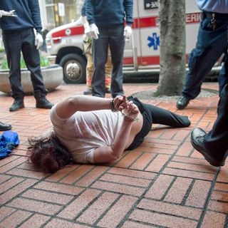 Police Should Not Be America's Mental Health Treatment