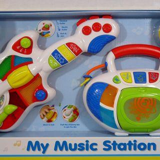 muisic station