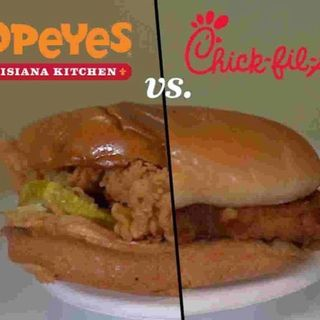 Episode 11 - Popeyes Vs Chick Fil A