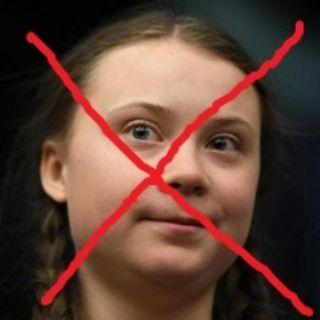 Grazie coronavirus che hai fatto sparire Greta Thunberg da tv e giornali