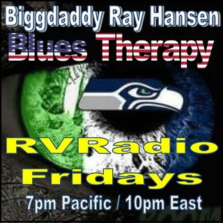 NEW Starting tonight - Blues Therapy