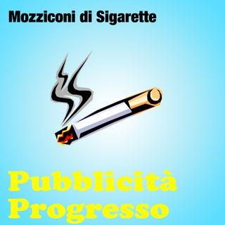 Pubblicità Regresso - Mozziconi Sigarette