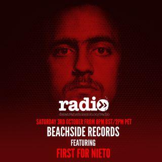 Beachside Records Radioshow Episodio # 042 by First For Nieto