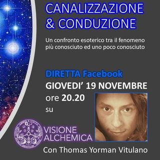 THOMAS YORMAN VITULANO - CANALIZZAZIONE & CONDUZIONE