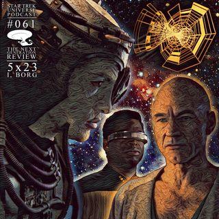 "'Picard' Primer - ""I, Borg"" (TNG 5x23) Review"