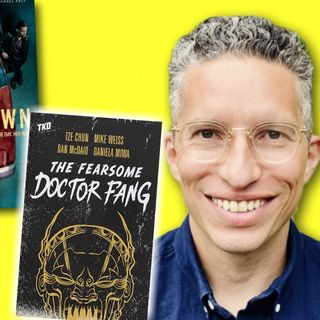 #343: Mike Weiss - TV writer/producer and co-creator of The Fearsome Doctor Fang!