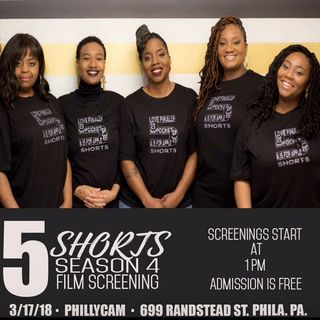 Black Female Filmmakers in Philadelphia