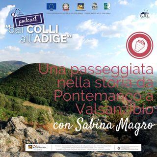 Una passeggiata nella storia da Pontemanco a Valsanzibio