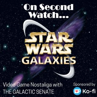BONUS - Star Wars Galaxies (2003) - The Galactic Senate Reconvenes!