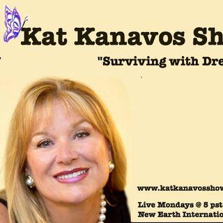 Kat Kanavos Show :Guest Veronica Torres and Eloheim