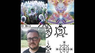 Chaos Magick Psychedelic Contact Befriending the Spirits with Gordon White