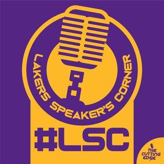 Lakers Speaker's Corner