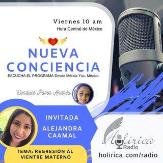 Nueva Conciemcia entrevista con Alejandra Caamal