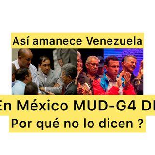 Podcast Así amanece Venezuela jueves 17 junio 2021 Editorial