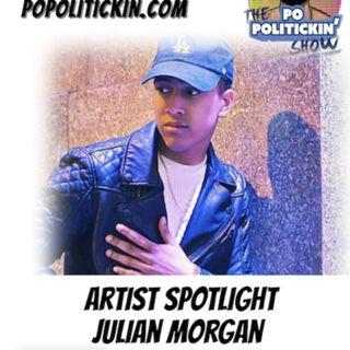 Artist Spotlight - Julian Morgan | @julian_morgan