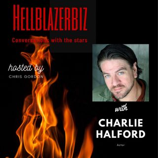 NBC Constantine actor Charlie Halford chats to me about playing Chaz.