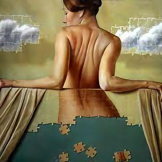 El Paraíso de la Espalda femenina