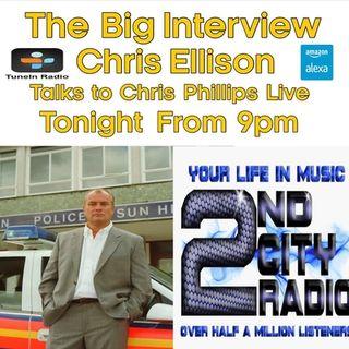 The Chris Phillips Show Including Chris Ellison