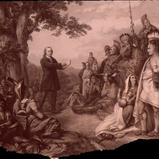Native Americans And Their Treatment By The 'White Man'