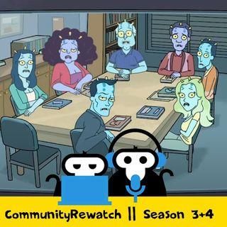 Ξαναβλέποντας το Community (s3+4) || Greendale Hools