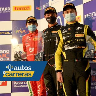 Podio para Montoya y triunfo para Pérez