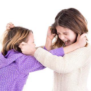 ¿Cómo debemos actuar ante una pelea entre hermanos?