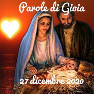 Domenica della Santa Famiglia - Anno B