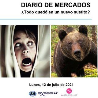 DIARIO DE MERCADOS Lunes 12 Julio