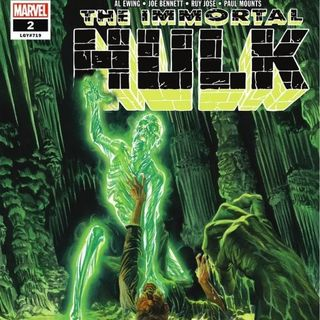 Weekly Comic Recommends: Immortal Hulk #2, Batman #50, Quantum Age #1, & more...