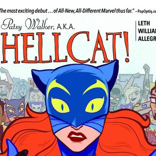 Source Material #234: Patsy Walker A.K.A. Hellcat Volume 1 (Marvel, 2015)