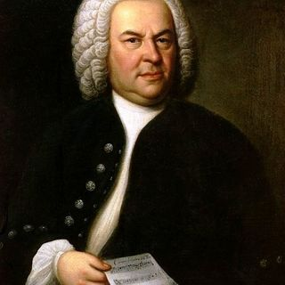 intro 2 - J. S. Bach by John Lewis Grant