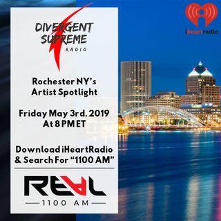 Rochester NY Artist Spotlight