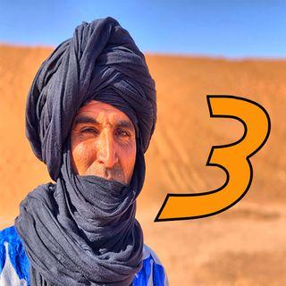 Saharyjska zimna woda i gorąca miętowa herbata 1.3